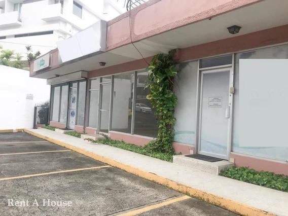 Bonito Local En Alquiler En Bella Vista Panamá Cv