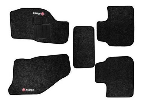 Imagem 1 de 5 de Fiat Marea Em Carpete - Tapetes  Carros Personalizados