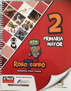 Libro Robotica Primaria Mayor 2