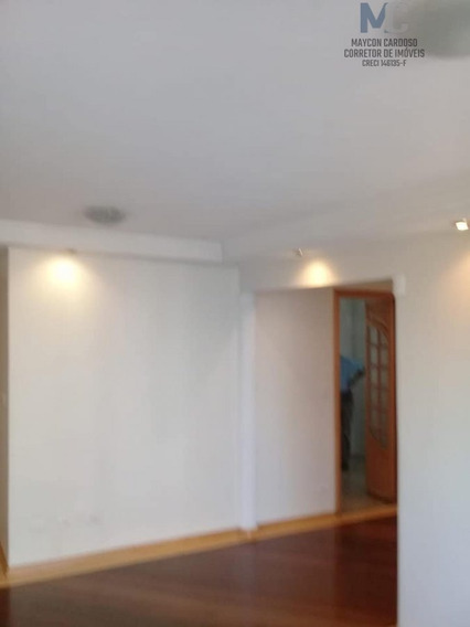 Apartamento A Venda No Bairro Vila Prudente Em São Paulo - - 1154-1