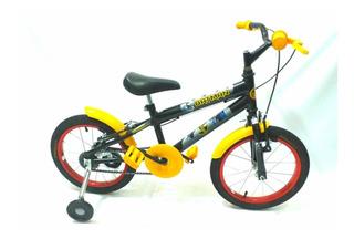 Bicicletas Infantis Aro 16 Femininas E Masculinas