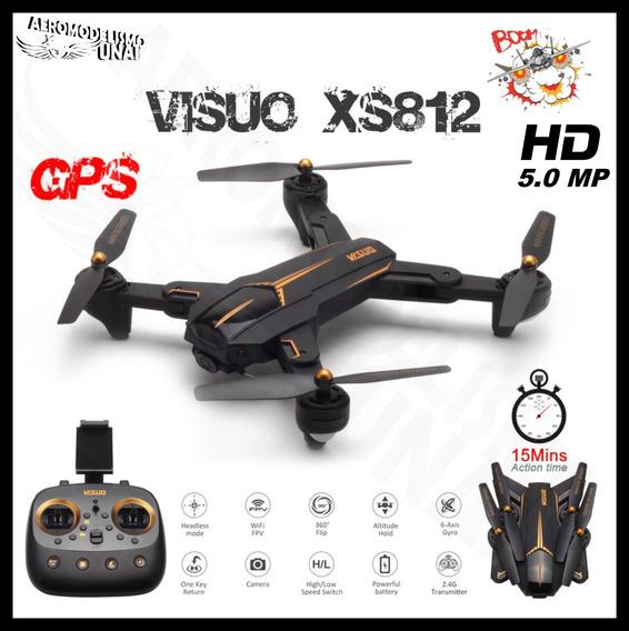 Drone Visuo Xs812 Gps 5g - Pronta Entrega - Original