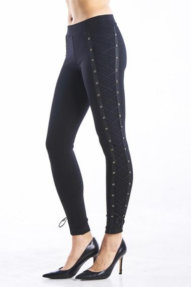 Pantalones Leggins Skinny Dama