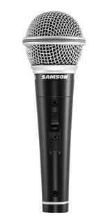 Samson R21s Premium Micrófono Con Switch Pipeta Y Cable Plug