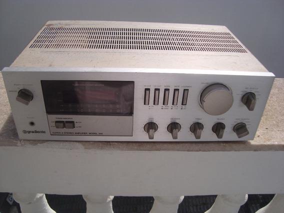 Amplificador Gradiente 246 Totalmente Revisado!