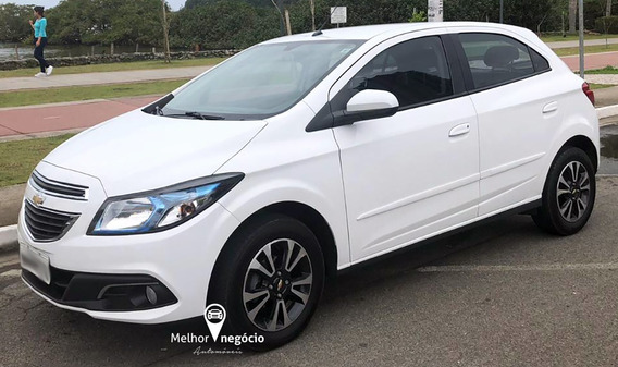 Chevrolet Onix Hatch Ltz 1.4 Flexpower Aut. 2014 Branco