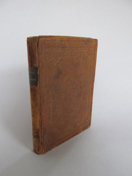 Biblia Antiga - Ano 1869 Novo Testamento Protestante- Rara!