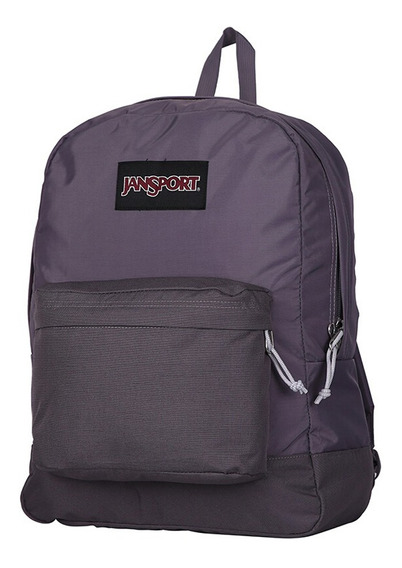 Mochila Jansport Moda Black Label Superbreak Go