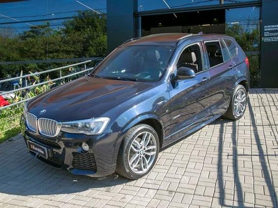 Bmw X3 X Drive 35i M Sport 3.0, Pqo2525