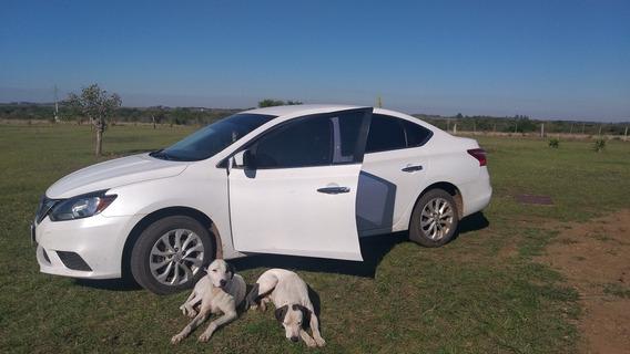 Nissan Sentra 1.8 Sense 2018