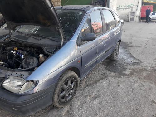 Renault Scenic 2.0 8v 1999 Sucata Para Retirada De Peças
