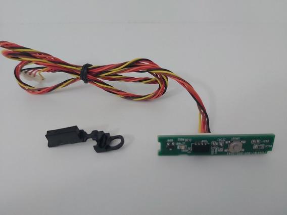 Receptor Controle Remoto+botão Power Tv Philips 40pfg4109 78