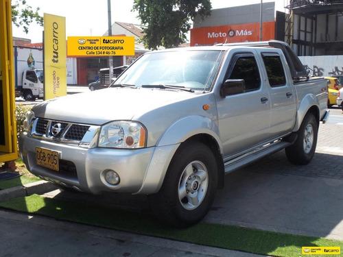 Nissan Frontier Full Equipo 4x4 D22