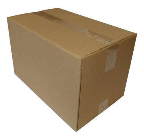 40 Caixas De Papelão 40x25x25 Correios E Mercado Envios Me