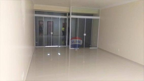Loja Para Alugar, 70 M² Por R$ 3.000/mês - Centro - Botucatu/sp - Lo0034
