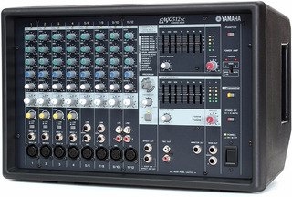 Consola Potenciada Yamaha Emx-512sc Oferta!