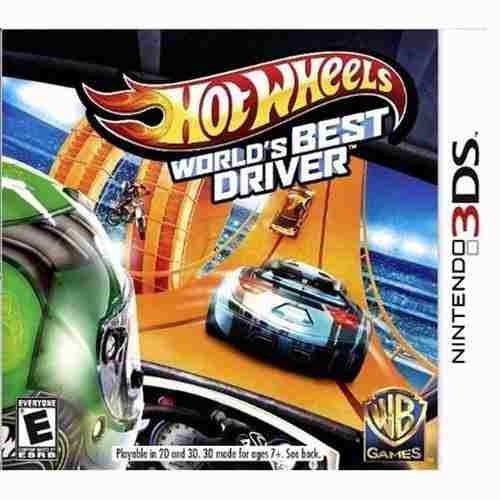 Jogo Hot Wheels World