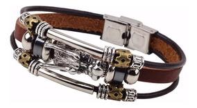 Pulseira Bracelete Masculino Frete Gratis Barato Dragao
