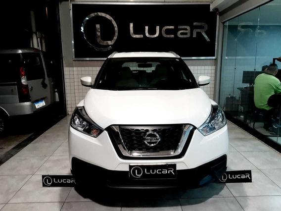 Nissan Kicks 1.6 S 2018 Automático