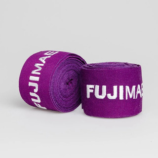 Bandagem Elástica Para Lutas 4.5m - Fujimae (diversas Cores)