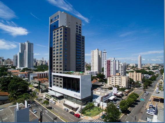 Sala Em Setor Bueno, Goiânia/go De 25m² À Venda Por R$ 125.367,00 - Sa277972