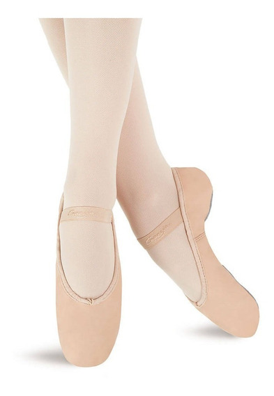 Zapatillas De Ballet Capezio Originales Importadas T/34-40
