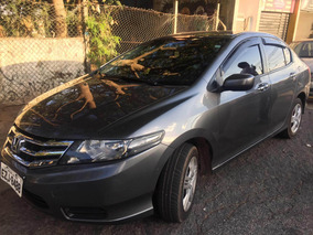 Honda City 2013 Modelo Dx Manual