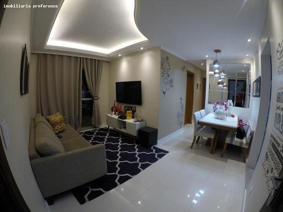 Apartamento Para Venda Em São Paulo, Vila Carrão, 2 Dormitórios, 1 Banheiro, 1 Vaga - R 2484_1-989238
