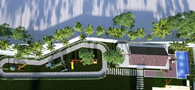 Apartamentos C/azotea Proyecto C/piscina Villa María Stgo