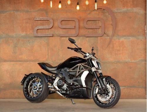 Imagem 1 de 8 de Ducati X-diavel 2018