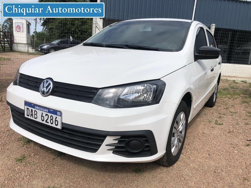 Volkswagen Gol Power G7 1.6 2018 Impecable! - Permuto