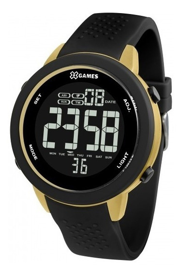 Relógio Xgames Xmppd474 Pxpx Masculino Preto - Refinado