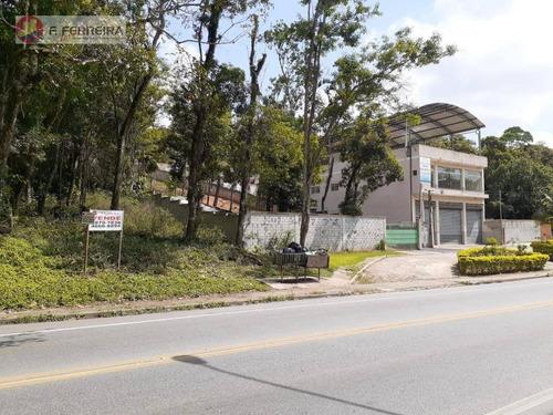 Terreno À Venda, 2306 M² Por R$ 550.000,00 - Embu Mirim - Itapecerica Da Serra/sp - Te0113