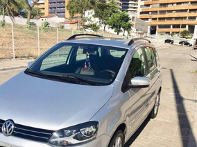 Volkswagen Spacefox 1.6 Sportline Total Flex 5p 2011