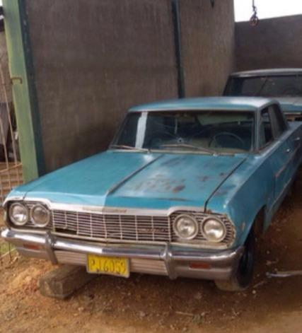 Imagem 1 de 15 de Impala V8 1964 Impala V8 1964