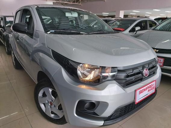 Fiat Mobi 1.0 Like Flex 5p 2019 Veiculos Novos