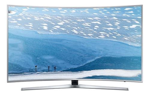 "Smart TV Samsung Series 6 UN78KU6500FXZX LED curvo 4K 78"" 110V-120V"