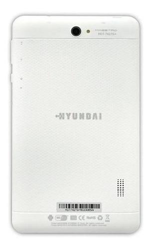 Tablet Hyundai Maestro Tab Hdt-7427g Dual Sim 8gb Tela 7