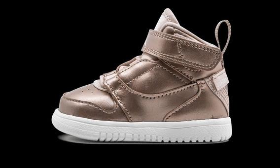 Nike Beige Baby Toddler Niña