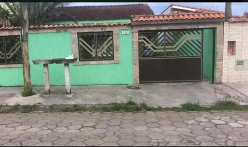 Casa Lado Praia 400 Mts Do Mar Em Itannhaém - 5886 | Npc