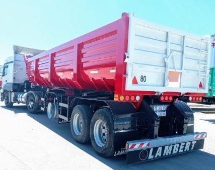 Imagen 1 de 9 de Batea Escalable Lambert 0 Km.
