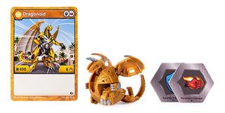 Bakugan Battle Planet Pack 1 Fig Y Acc Int 64422 Original