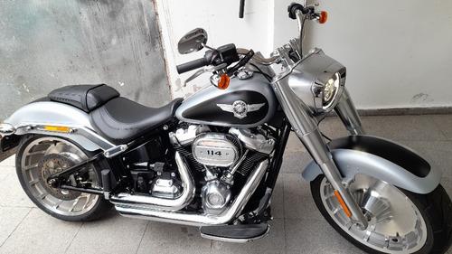 Harley Davidson  Fat Boy 114 Flfbs