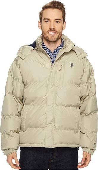 Casaca De Hombre U.s Polo Assn Puffer Jacket