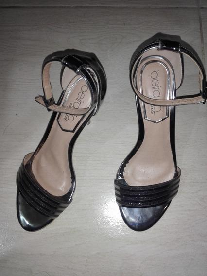 Sandalias De Fiesta Importadas 35
