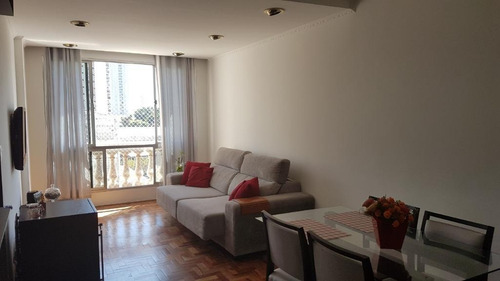 Imagem 1 de 14 de Apartamento Com 3 Dormitórios À Venda, 98 M² Por R$ 480.000,00 - Mooca - São Paulo/sp - Ap4895