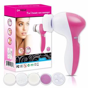 Massageador Derma Spa Aparelho Esfoliação E Limpeza Facial