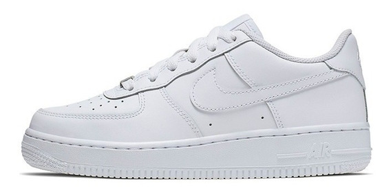Zapatillas Nike Air Force Classic Blanca 38-45 - 6 Cuotas
