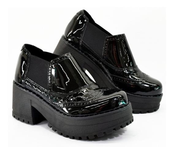 Zapatos Plataforma Mujer Savage Mb110 Calzados Susy