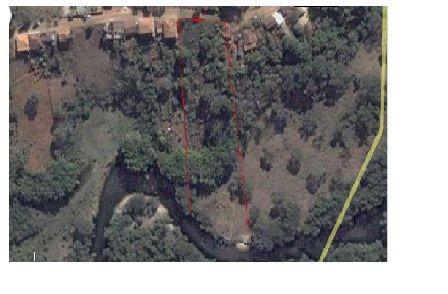 Terreno / Área Para Comprar No Centro Em Itambé Do Mato Dentro/mg - 865